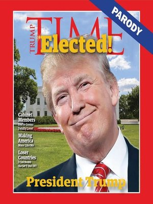 cover image of President Trump