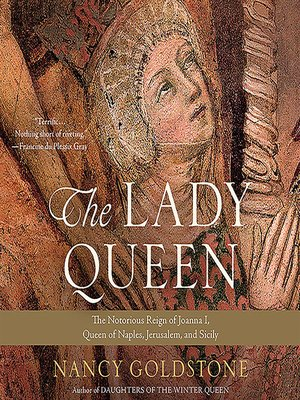 cover image of The Lady Queen