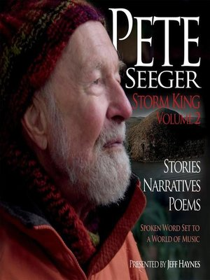 cover image of Pete Seeger--Storm King--Volume 2