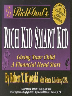 cover image of Rich Kid, Smart Kid