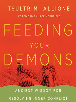 cover image of Feeding Your Demons