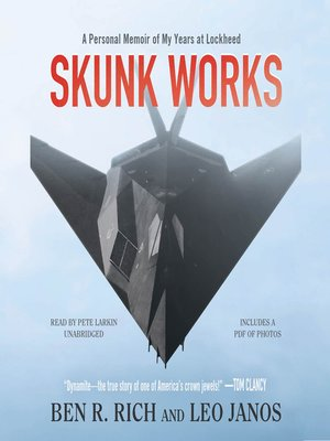 cover image of Skunk Works