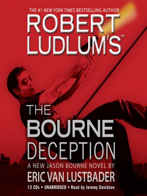 cover image of Robert Ludlum's (TM) the Bourne Deception