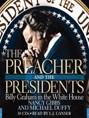 cover image of The Preacher and the Presidents