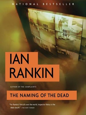 cover image of The Naming of the Dead