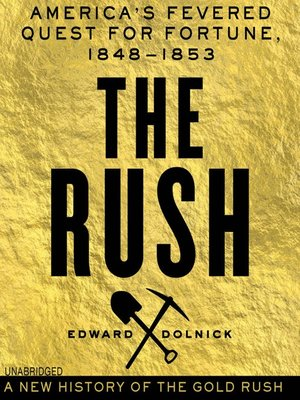 cover image of The Rush
