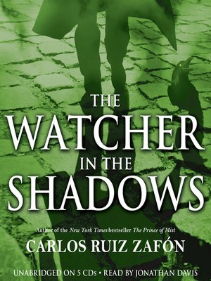 cover image of The Watcher in the Shadows