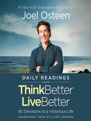 cover image of Daily Readings from Think Better, Live Better