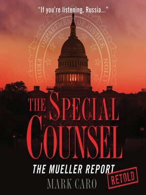 cover image of The Special Counsel