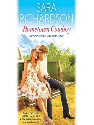 cover image of Hometown Cowboy
