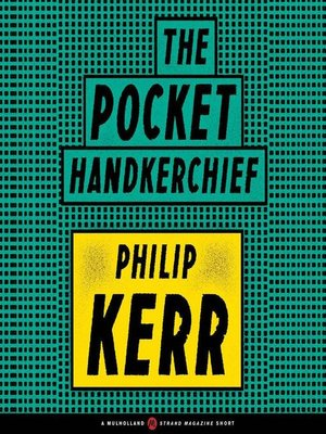 cover image of The Pocket Handkerchief