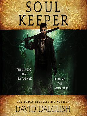 cover image of Soulkeeper