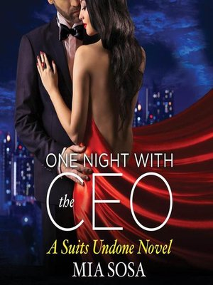cover image of One Night with the CEO