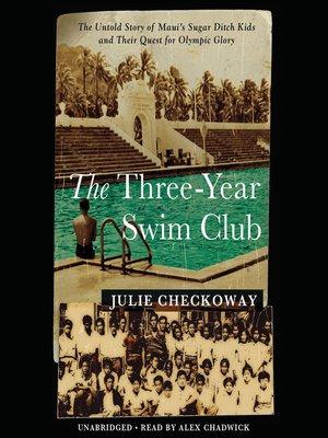 cover image of The Three-Year Swim Club