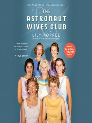 cover image of The Astronaut Wives Club
