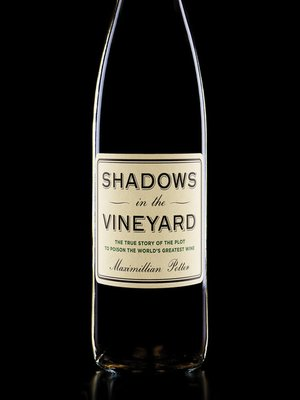 cover image of Shadows in the Vineyard