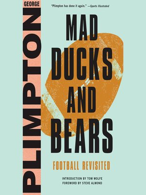 cover image of Mad Ducks and Bears