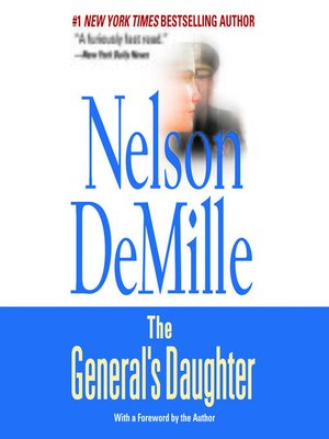 cover image of The General's Daughter