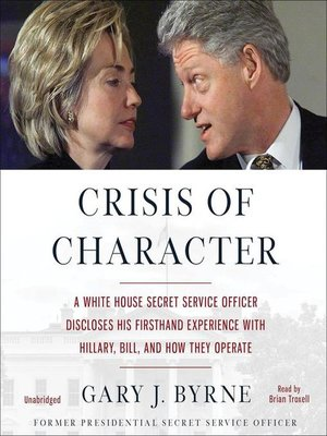 cover image of Crisis of Character