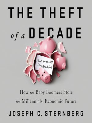 cover image of The Theft of a Decade