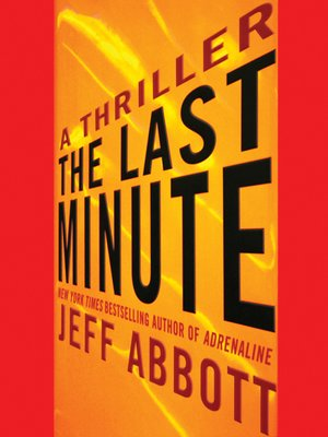 cover image of The Last Minute