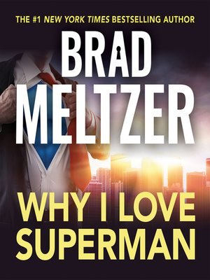 cover image of Why I Love Superman