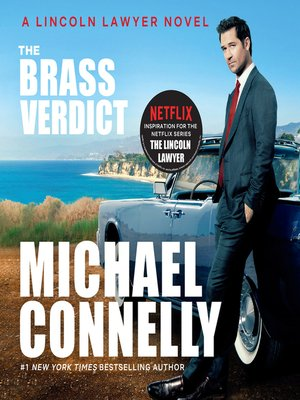 cover image of The Brass Verdict--A Novel