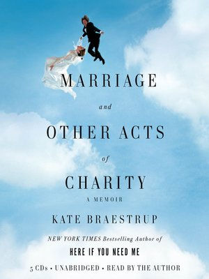 cover image of Marriage and Other Acts of Charity