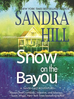 cover image of Snow on the Bayou
