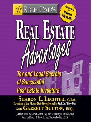 cover image of Real Estate Advantages