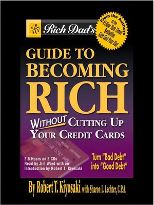 cover image of Guide to Becoming Rich...Without Cutting Up Your Credit Cards