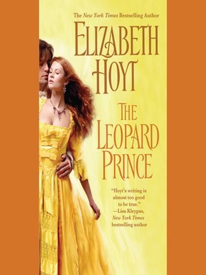 cover image of The Leopard Prince