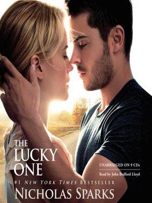 cover image of The Lucky One