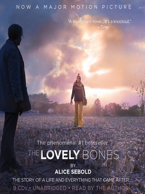 cover image of The Lovely Bones