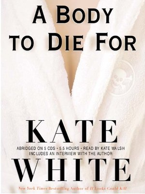 cover image of A Body to Die For
