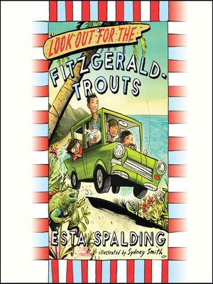 cover image of Look Out for the Fitzgerald-Trouts