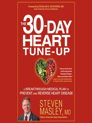 cover image of The 30-Day Heart Tune-Up