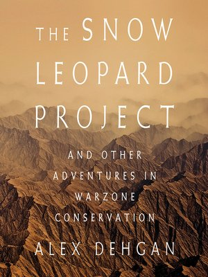 cover image of The Snow Leopard Project