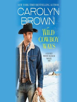 cover image of Wild Cowboy Ways