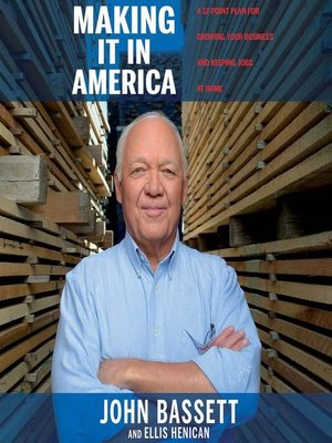 cover image of Making It in America