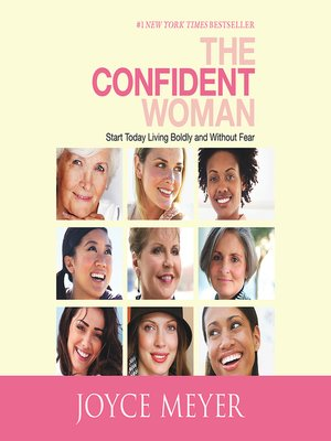 cover image of The Confident Woman