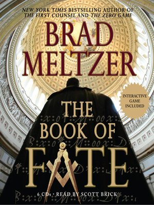 cover image of The Book of Fate