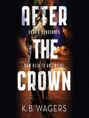 cover image of After the Crown