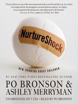 cover image of NurtureShock
