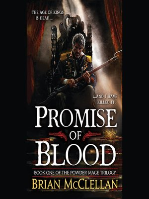 cover image of Promise of Blood