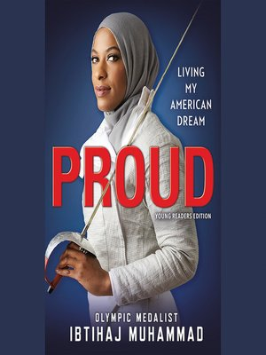 cover image of Proud: Young Readers Edition
