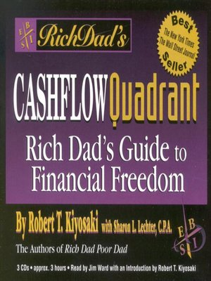 cover image of Cashflow Quadrant