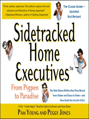 cover image of Sidetracked Home Executives(TM)