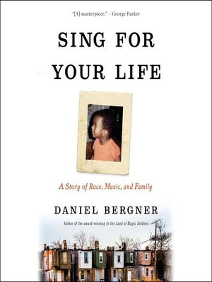 cover image of Sing for Your Life