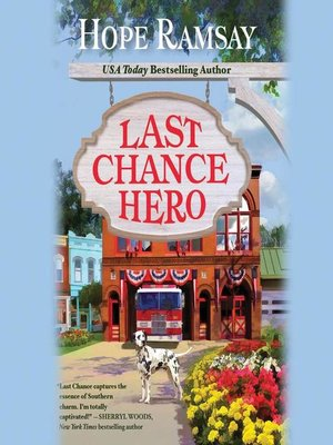 cover image of Last Chance Hero
